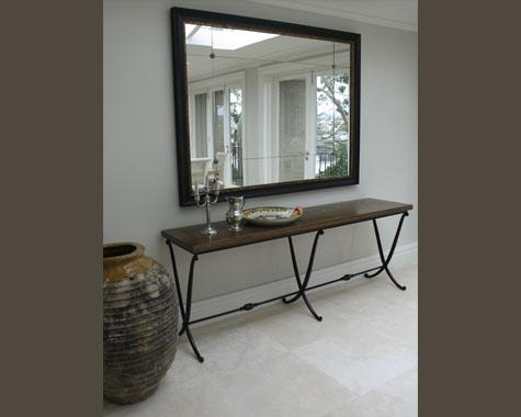 Servery console - Tables and Chairs - Wrought Artworks - Iron work Australia